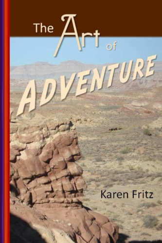 Art of Adventure book cover